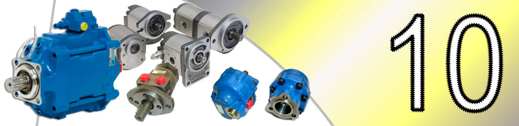 Hydraulic Pumps and Motors - GHIM Hydraulics